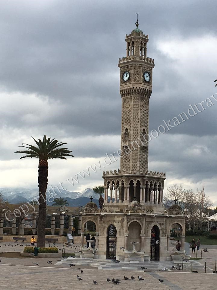 An Izmir New Year's Eve - Clock Tower