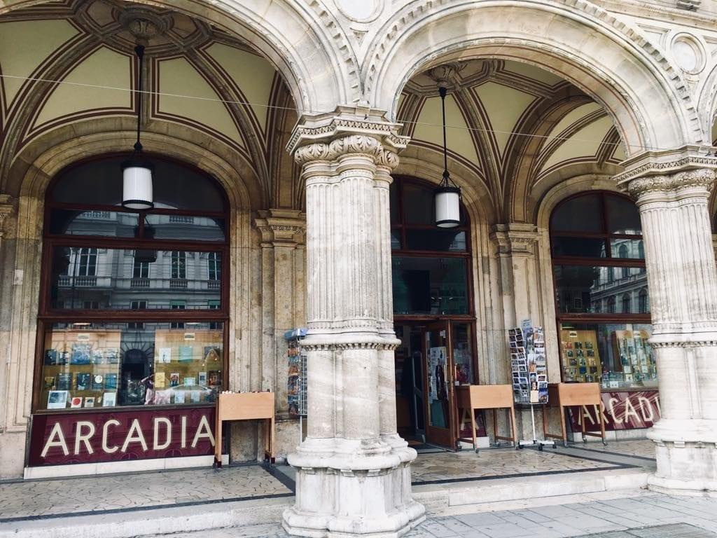 Arcadia Shop Vienna State Opera