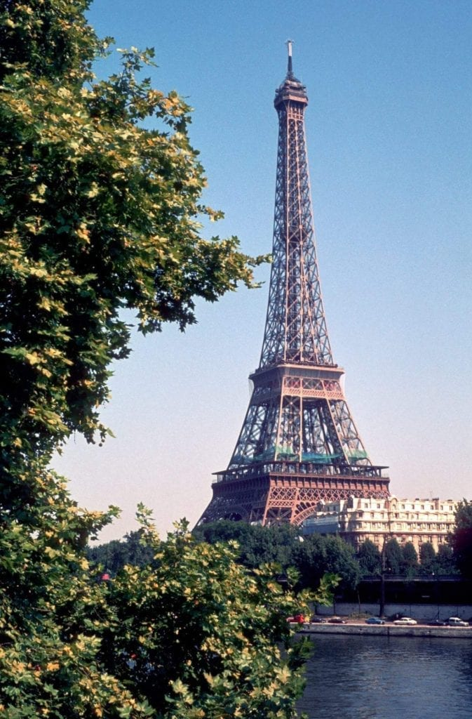 Three days in Paris itinerary - skip climbing the Eiffel tower