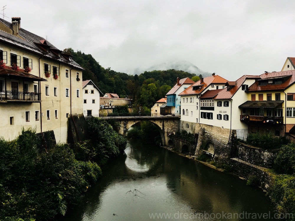 Romantic Skofja Loka, a gem easily accessible both from the Slovenian mountains and from Ljubljana