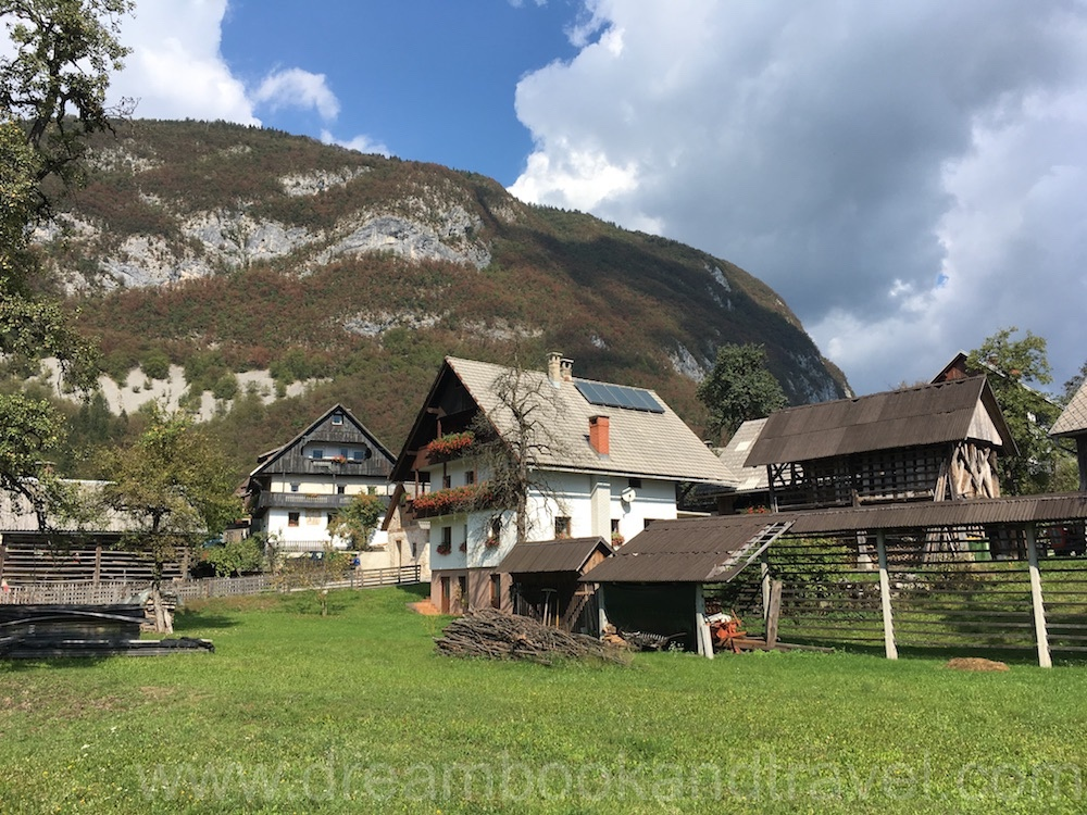 Stara Fužina is hidden in the surroundings of lake Bohinj, an authentic Slovenian mountain village
