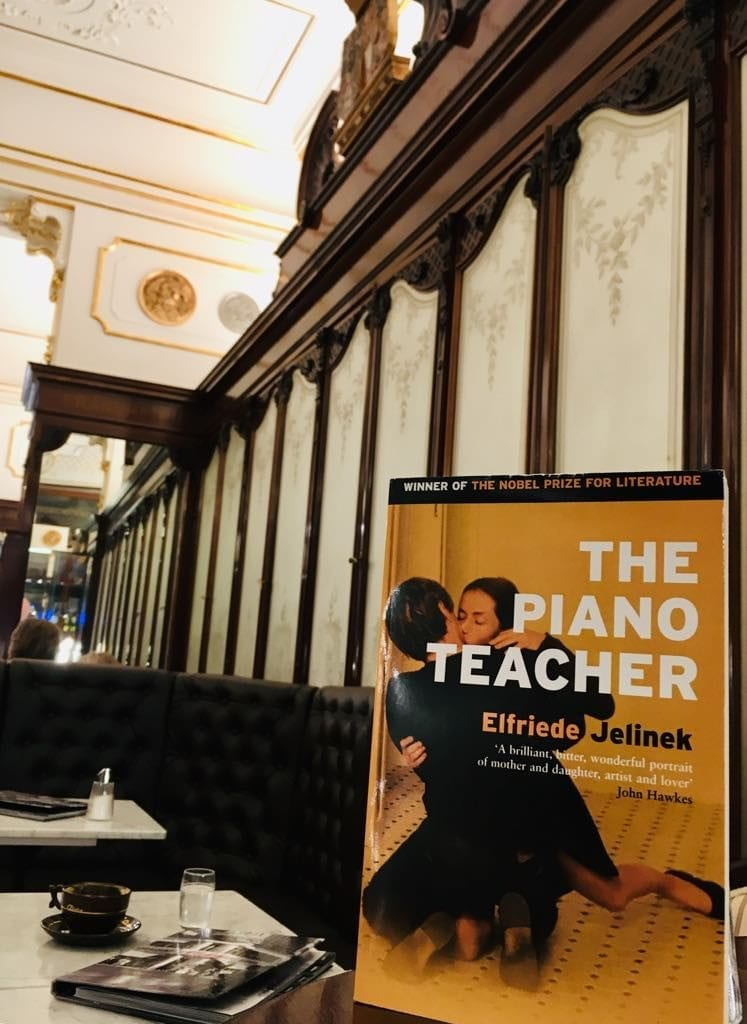 Best books set in/about Vienna - The Piano Teacher