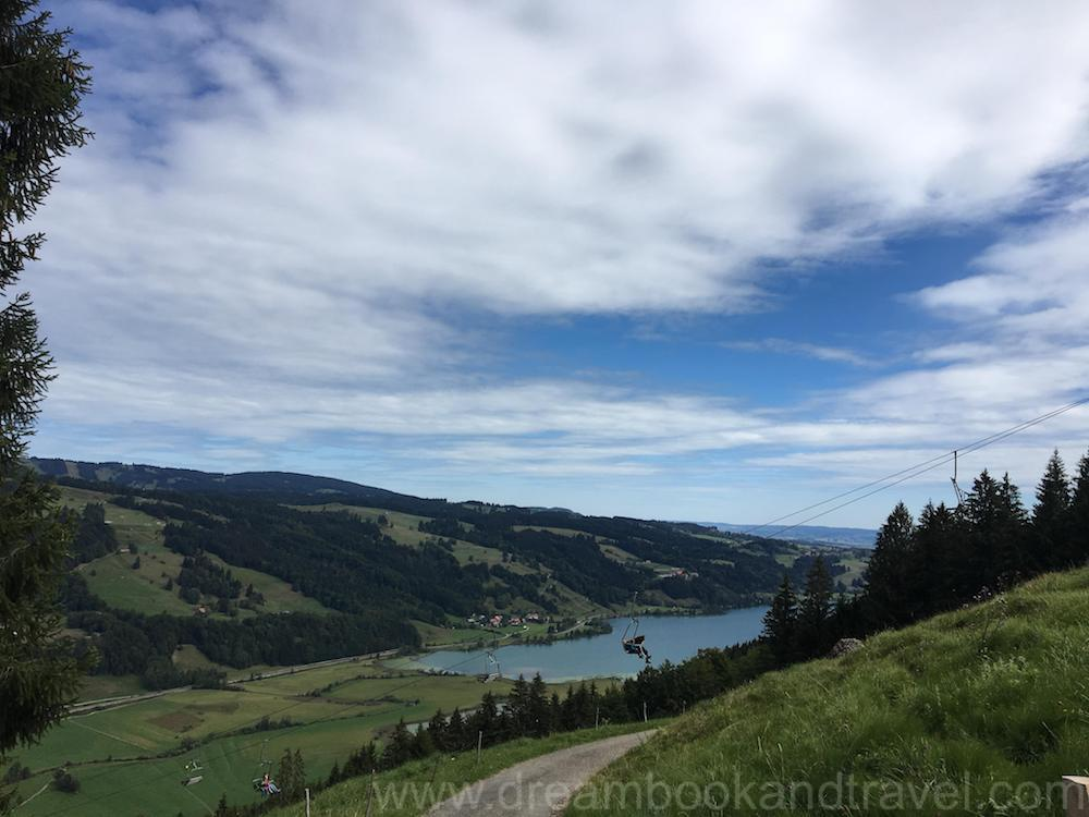 Alpsee Bergwelt - an unexpected stop on our Austria itinerary