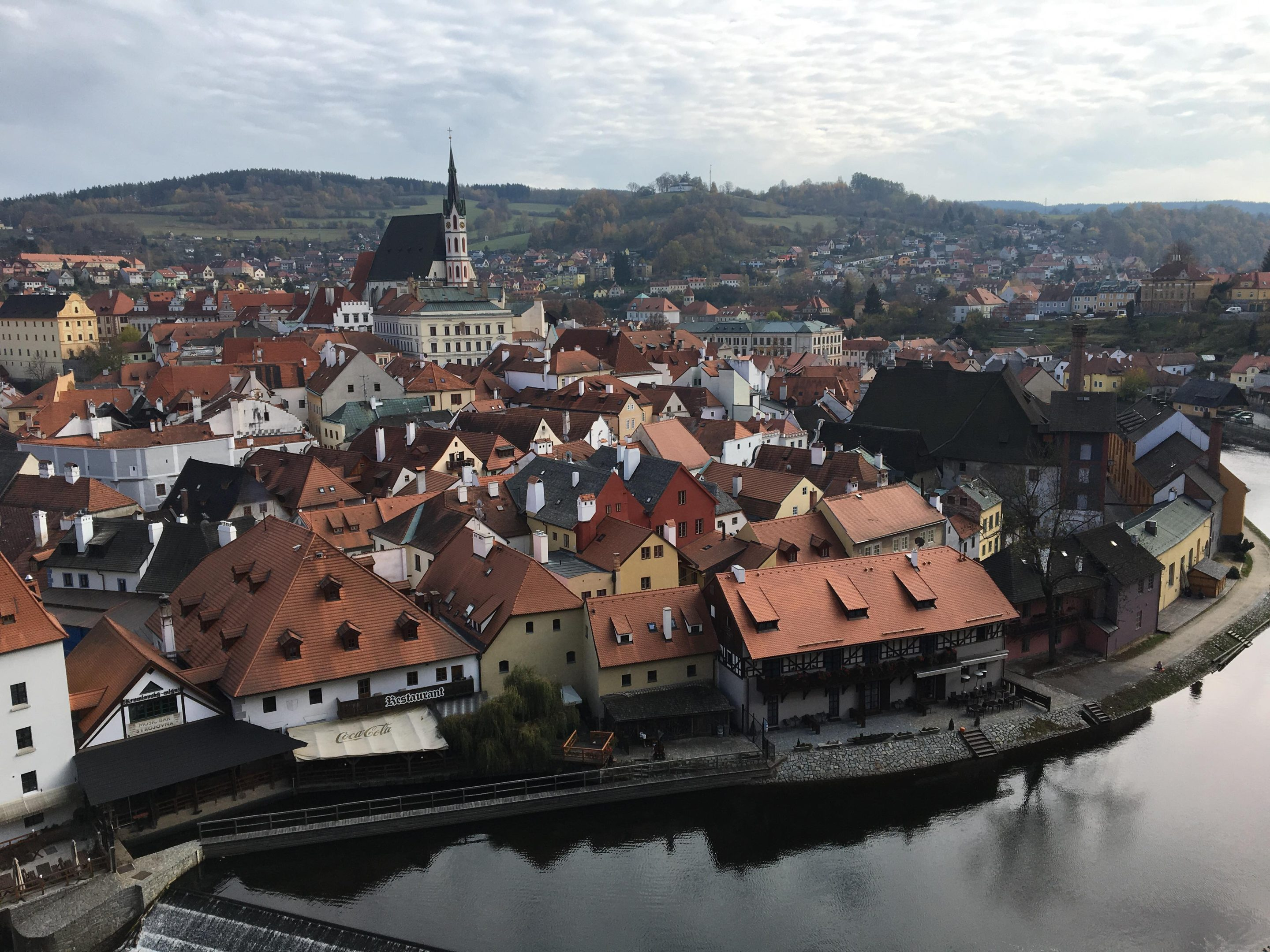 Where In The South Bohemian Region Is Best To Travel For A Weekend