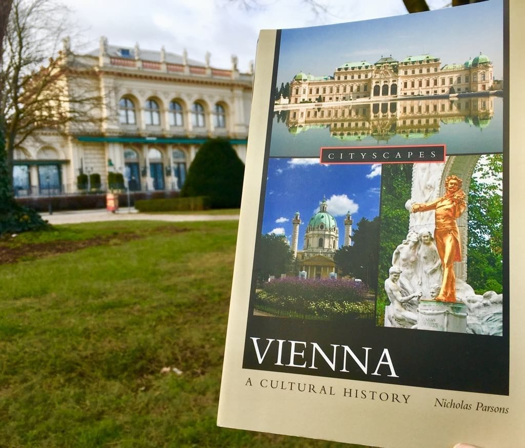 Books set in/about Vienna - a cultural history