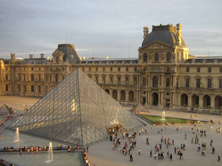 The Louvre Museum is definitely worth allocating some time to during your three days in Paris itinerary