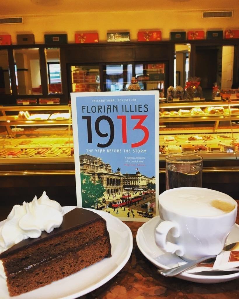 Best books set in/about Vienna - 1913 Florian Illies