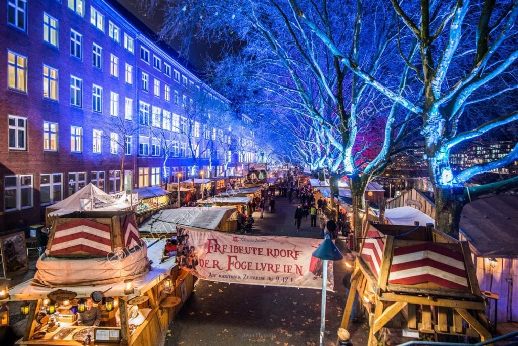 Things to do in Bremen - the Christmas market in winter