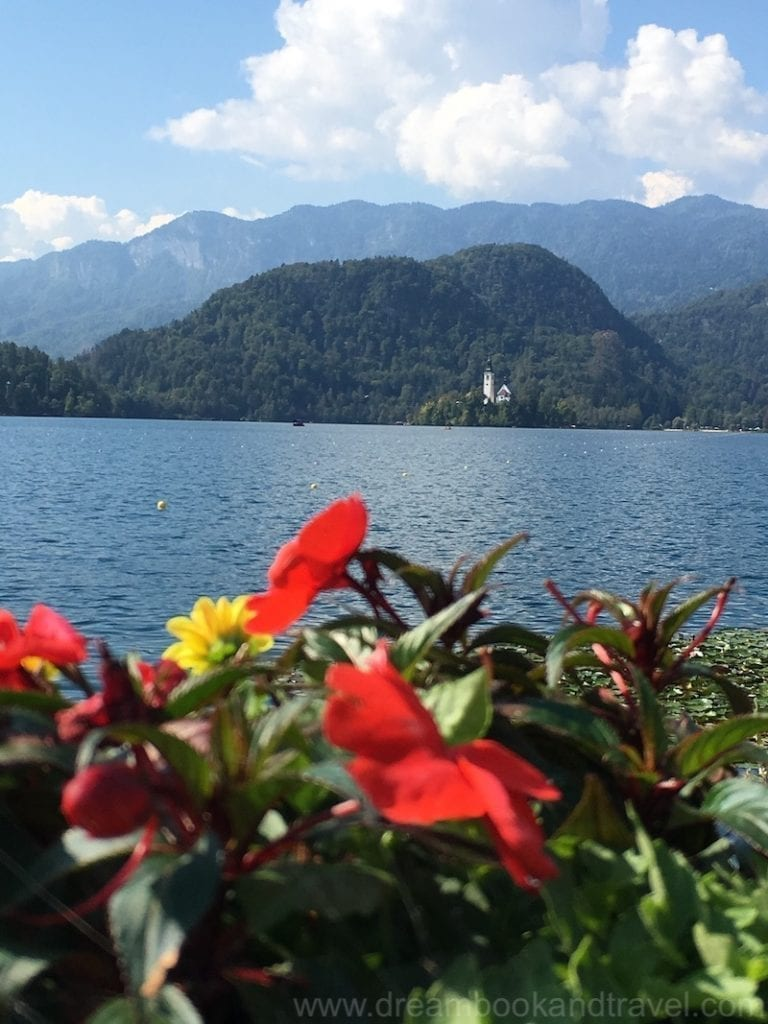 Lake Bled, the most famous destination in the Slovenian mountains