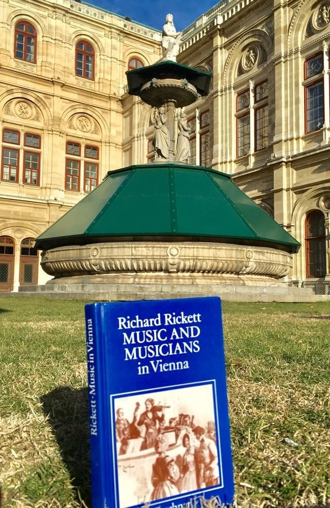 Books set in/about Vienna - Music and Musicians in Vienna