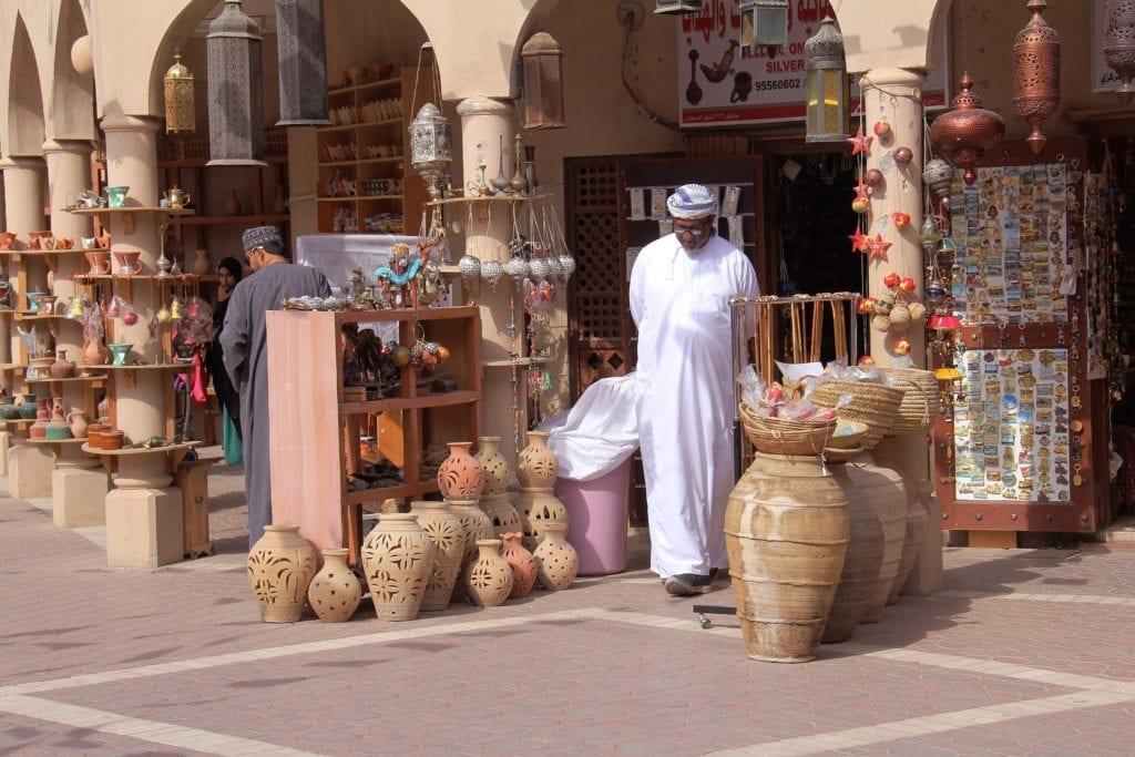 Qatar itinerary - arab market, souk