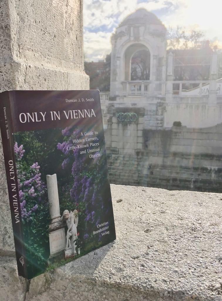 Books set in/about Vienna - Only in Vienna