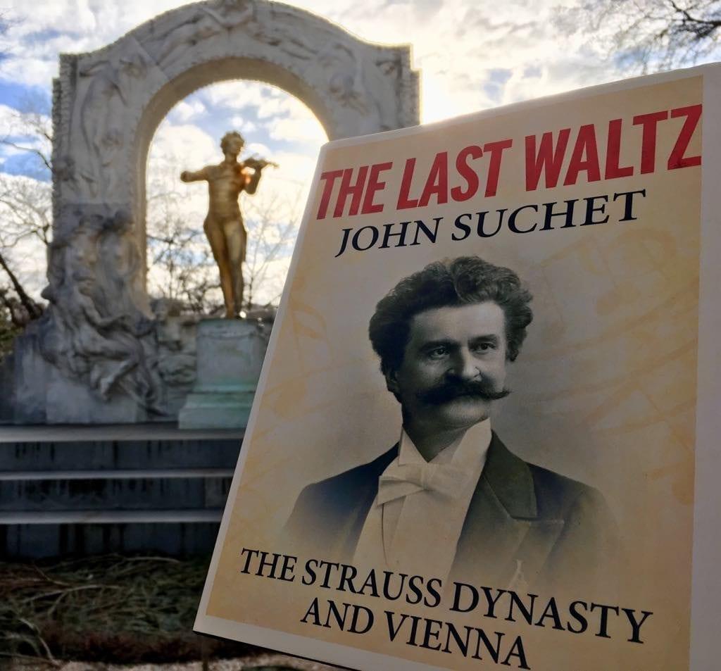 Books set in/about Vienna - The Last Waltz