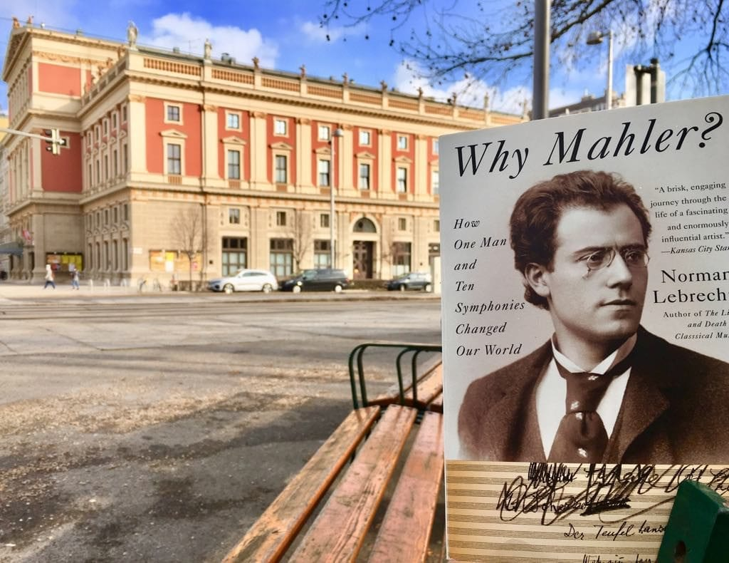 Books set in/about Vienna - WHY MAHLER