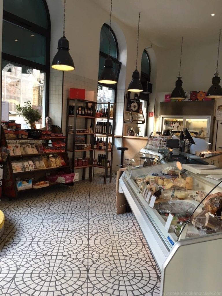 Dai Golosi - the best Italian Gourmet in Vienna