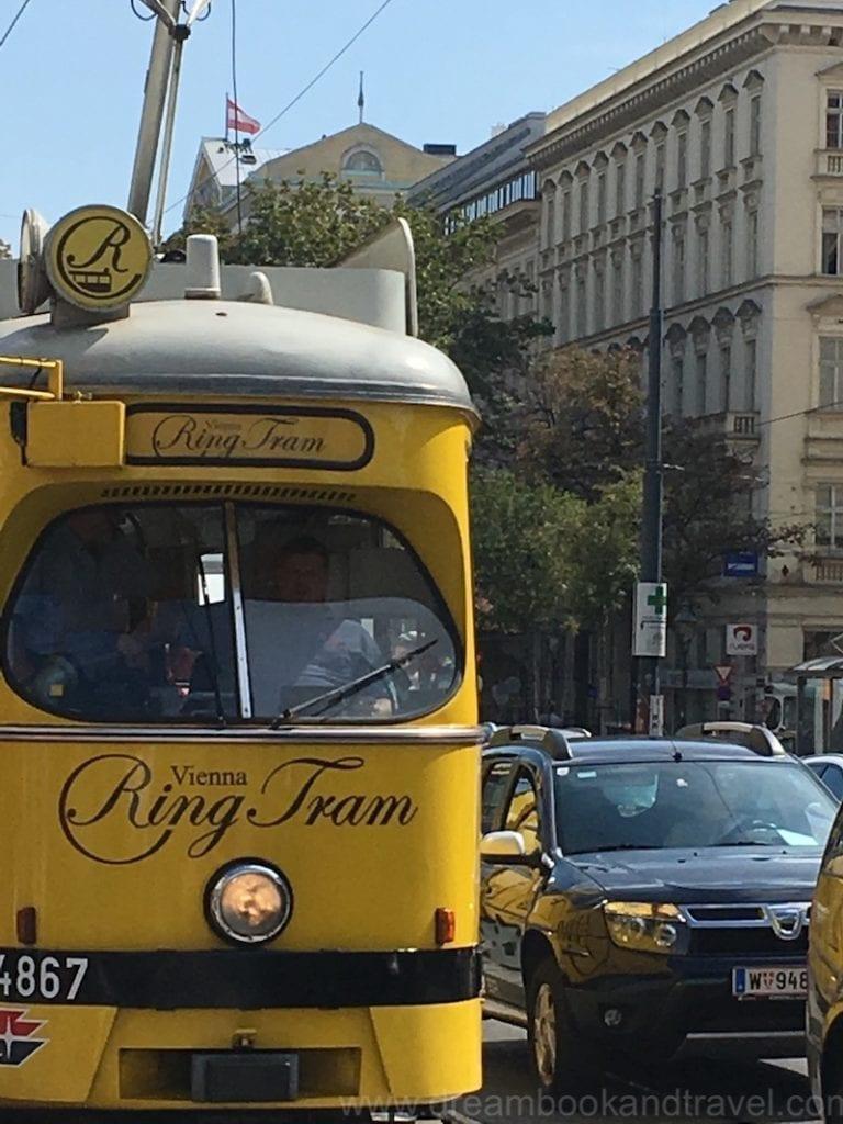 The Vienna Ring Tram