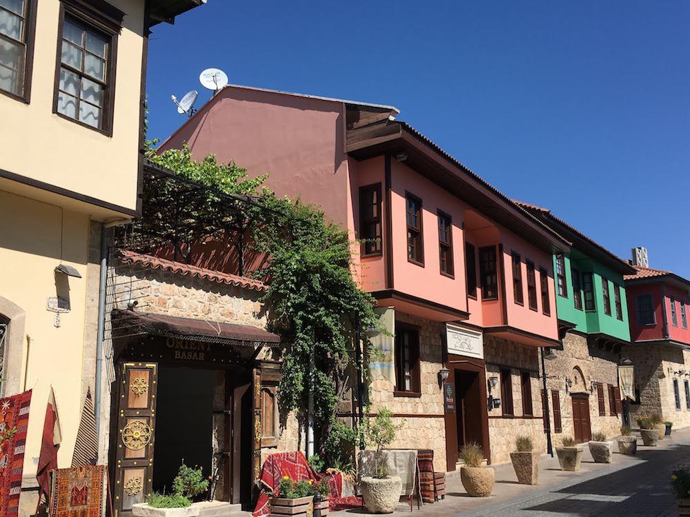 Antalya Excursions - Old City Kaleici