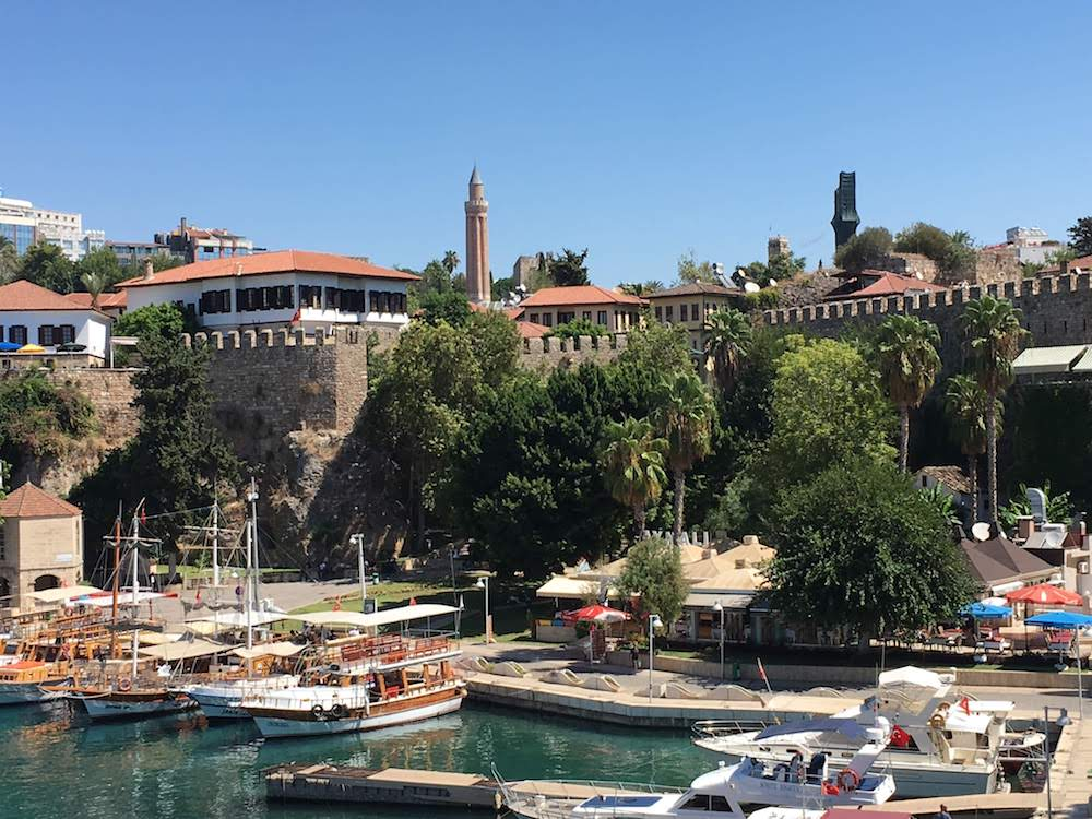 Antalya excursions - Old Harbor