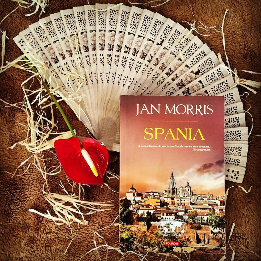 Holiday in Andalusia reading list - SPAIN, by Ian Morris