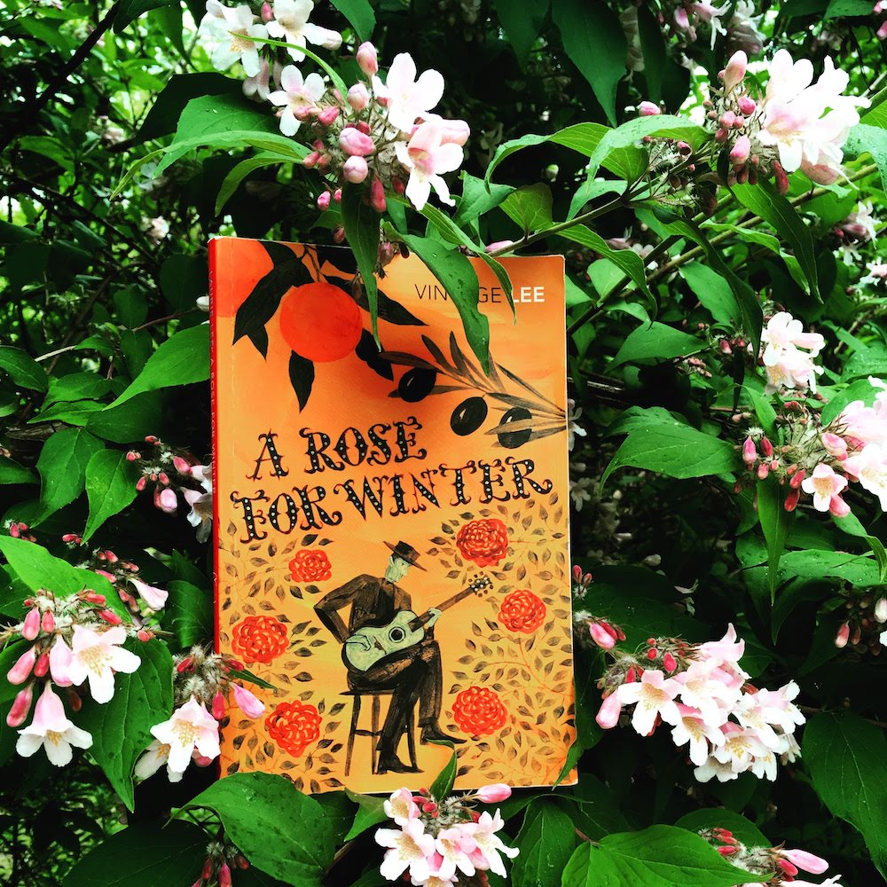 Holiday in Andalusia reading list - A Rose for Winter, by Laurie Lee