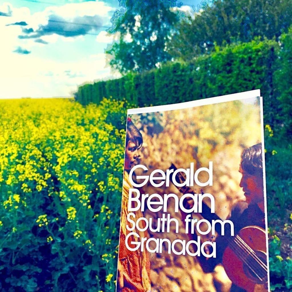 Holiday in Andalusia reading list - South from Granada, by Gerald Brennan. A classic!