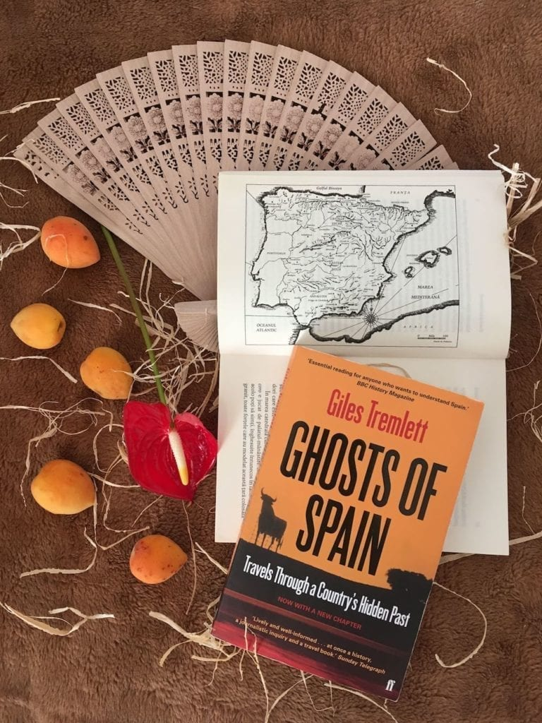 Holiday in Andalusia reading list - Ghosts of Spain, by Giles Tremlett