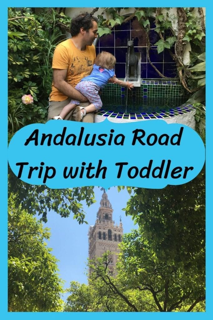 The ultimate itinerary for a 10 days Andalusia family road trip. We toured Southern Spain in a circle on the route Malaga-Granada-Cordoba-Seville-Cadiz-Malaga. We included first-hand accounts, tips, experiences, suggestions. We cover cultural family travel, sightseeing, restaurants, accommodation, car rental, experiences and activities.