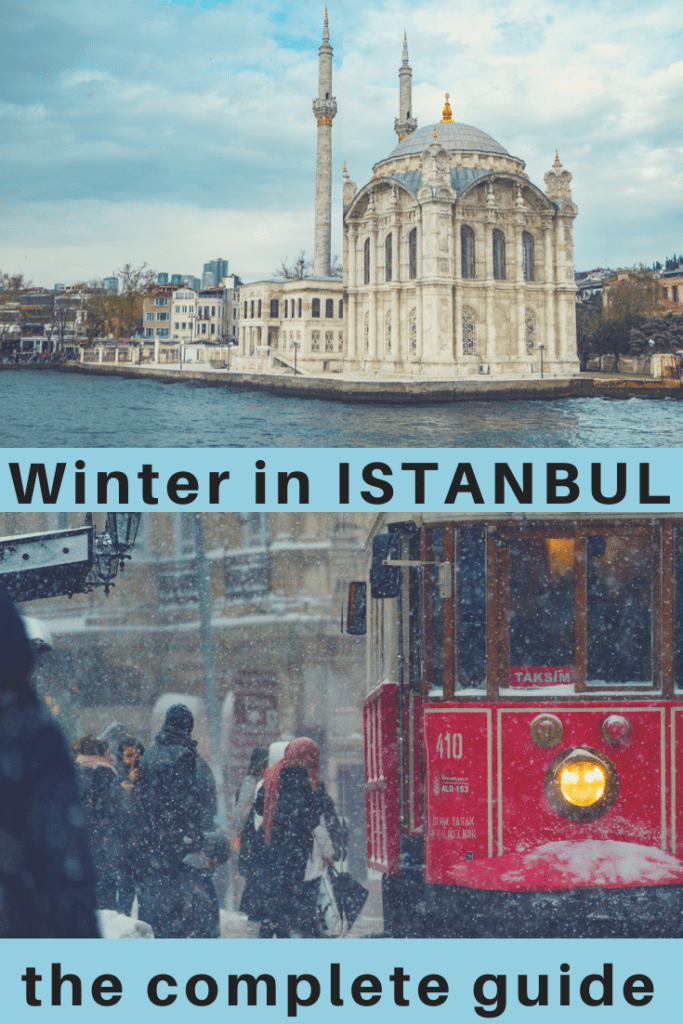 Turkey's main city has a lot to offer all year round. These are our expert tips to enjoy a magical winter in Istanbul, packed with locals' recommendations.