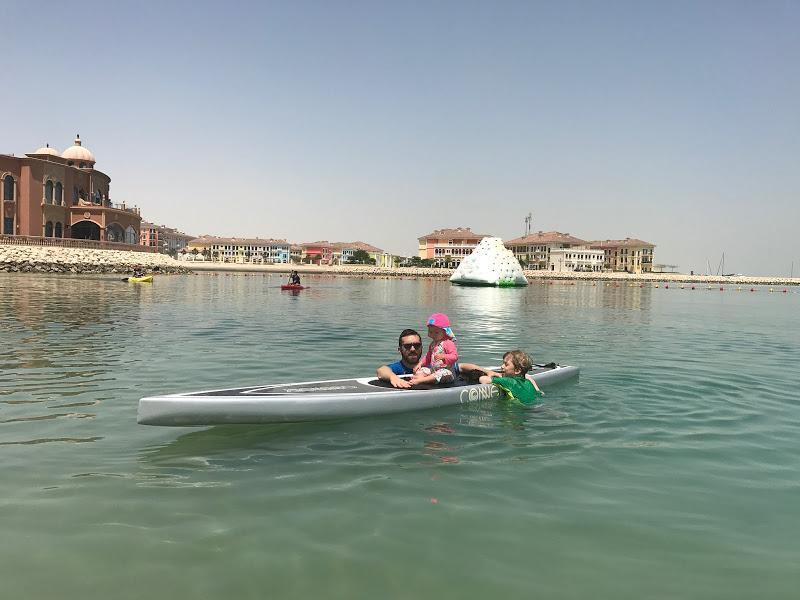 Prietenii de la travelista.ro au explorat Doha cu copiii
