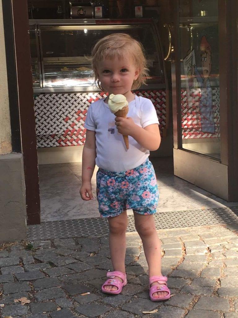 Where to stay in Vienna - best icecream in Margareten