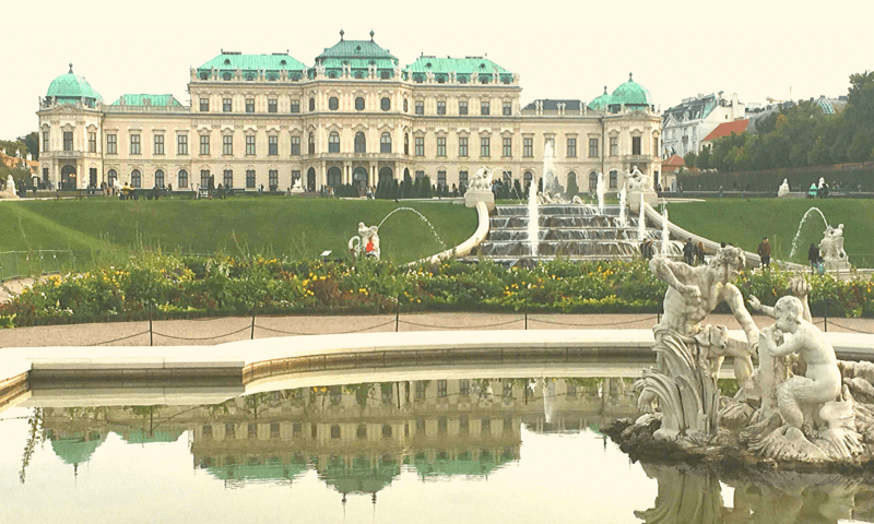Where to stay in Vienna Belvedere