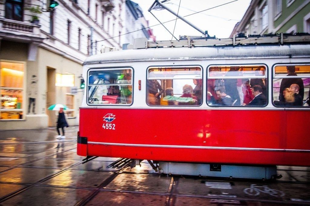 Where to stay in Vienna - public transport is good in all neighborhoods