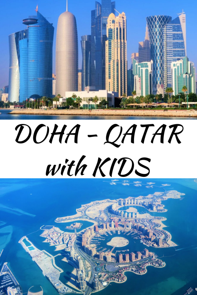 The ultimate comprehensive guide to an unforgettable family holiday in Qatar. Discover Doha with kids through these 8 activities tested and recommended by a family of travel bloggers. #qatar #toddlers #travelyourway #doha