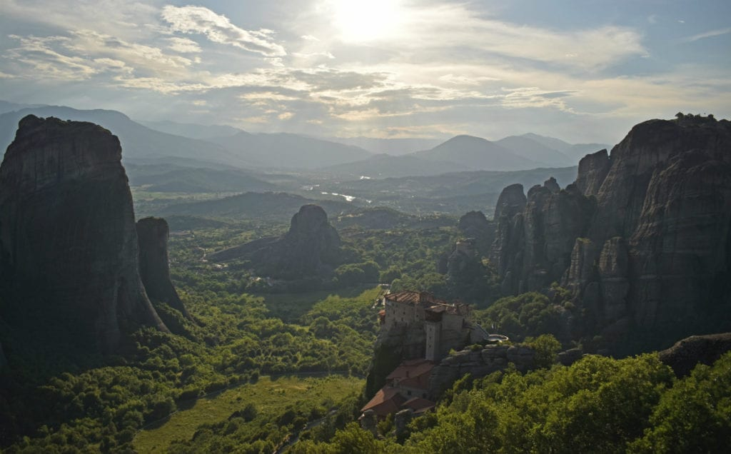 Best Greece destinations for cultural travelers - Meteora