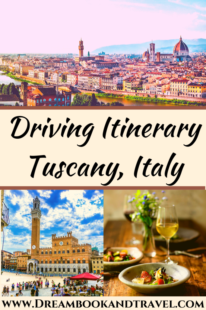 Driving in Tuscany PIN