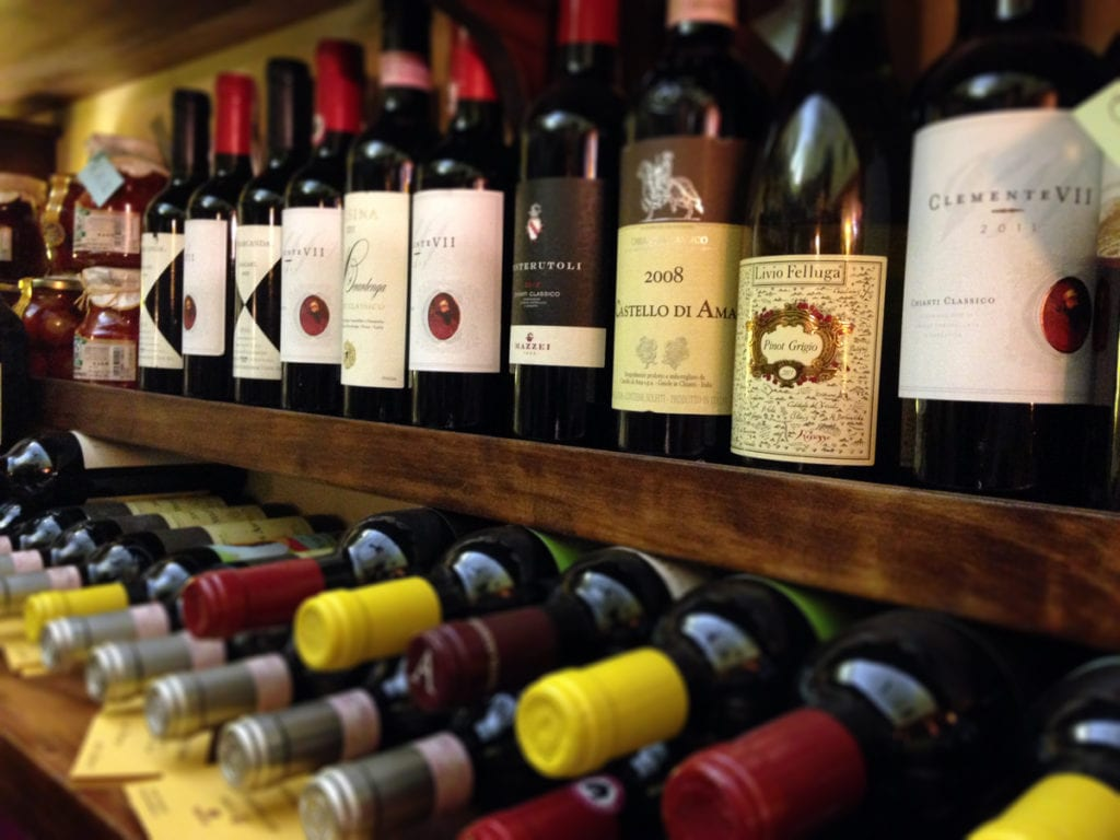 Where to eat in Florence, Italy - Note di Vino is a charming family-run Enoteca