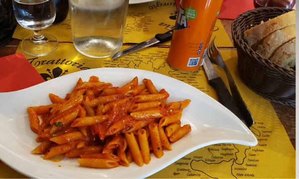 Where to eat in Florence - Trattoria da Giorgio offers authentic dishes at affordable prices!