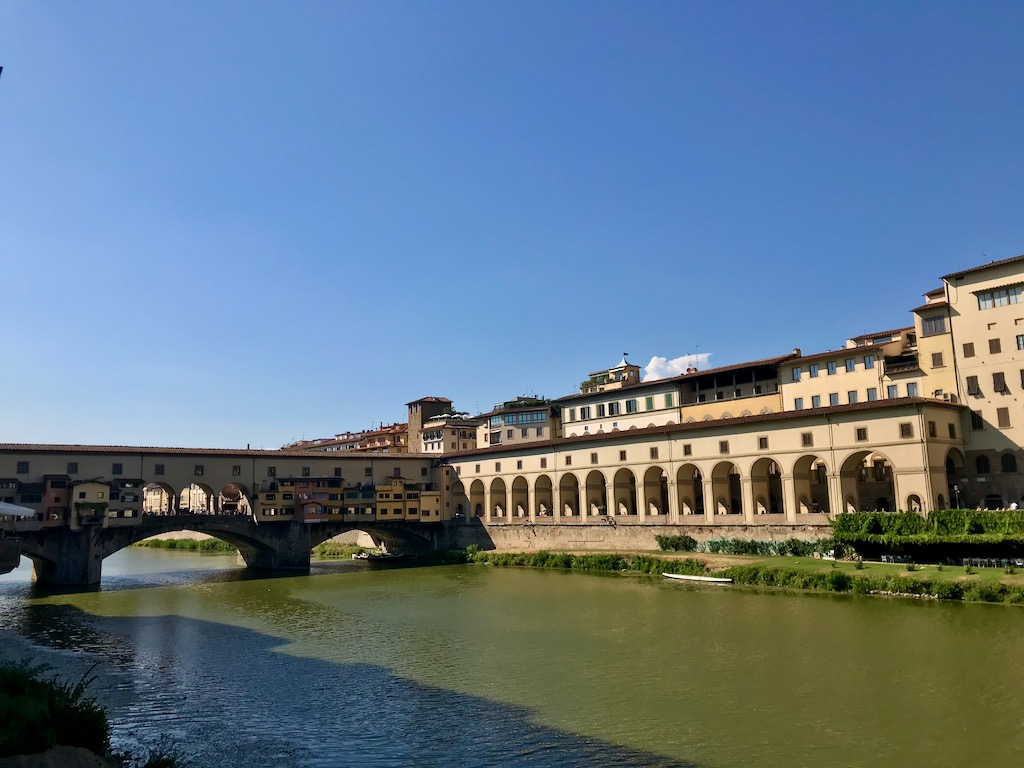 Where to eat in Florence - Ponte Vecchio