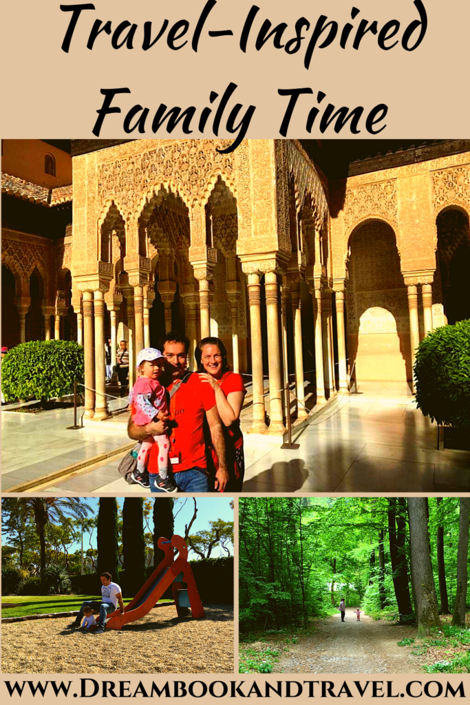 PIN Top 5 travel-inspired family quality time activities