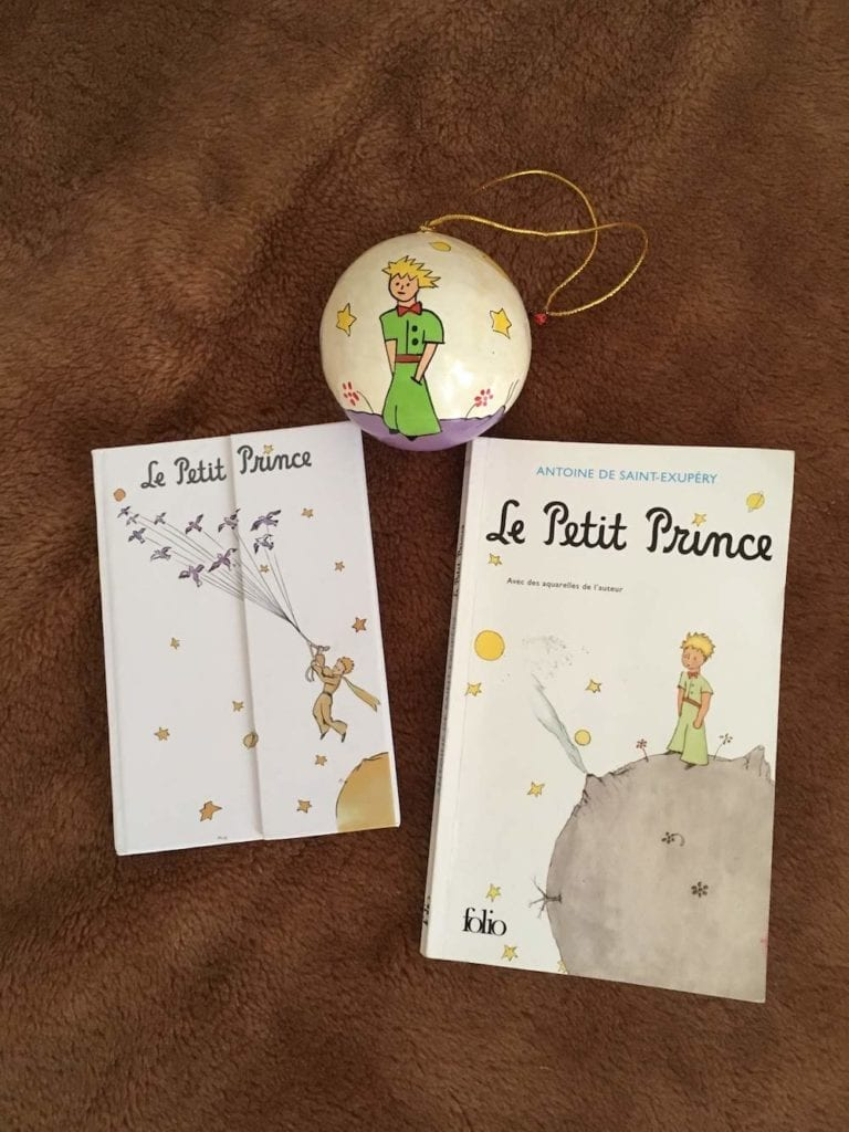 Travel-inspired family quality time - the little prince
