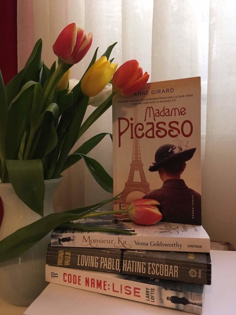 Travel-inspired family quality time - novels