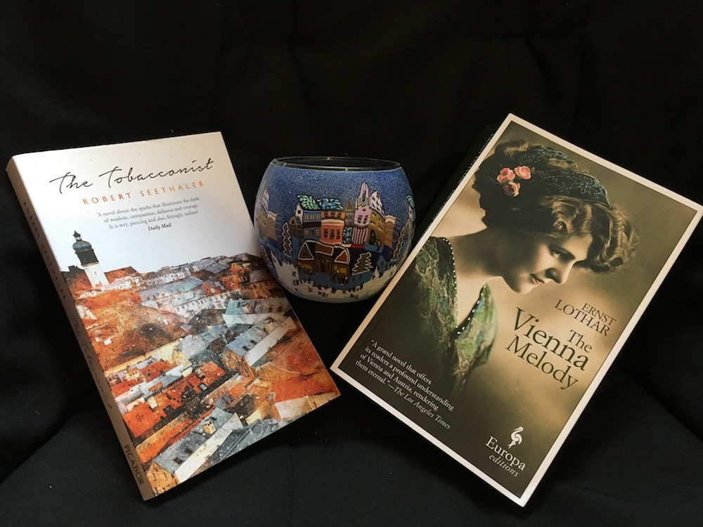 Travel-inspired family quality time - novels based in Vienna we loved