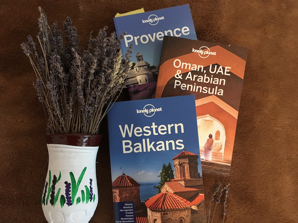 Travel-inspired family quality time - travel books we love - Lonely Planet