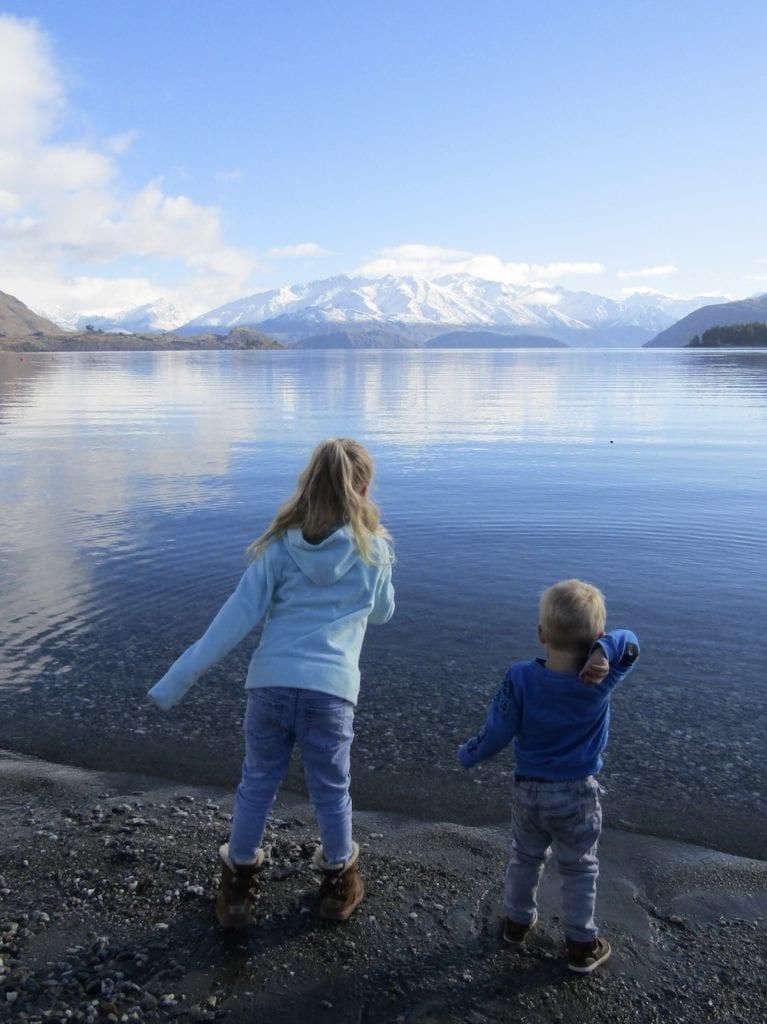Lake Wanaka - family New Zeeland South Island itinerary