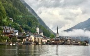 Austria summer holiday - Hallstatt