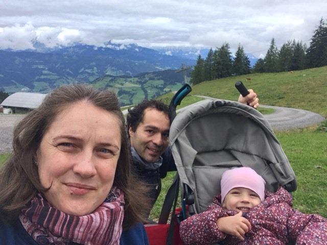 Our Austria summer holiday - Wagrain g Graffenberg