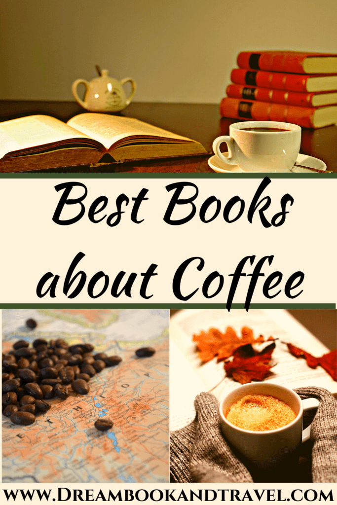 Best books about coffee - like this article? PIN IT!