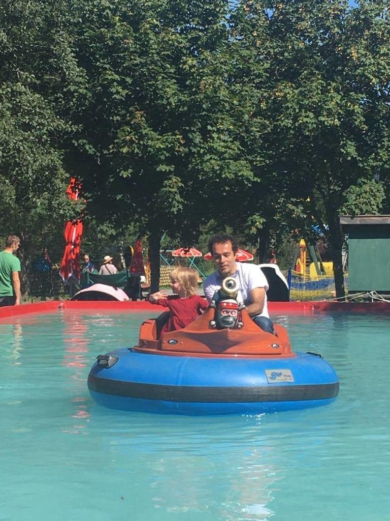 Austria summer holiday - Ferleiten