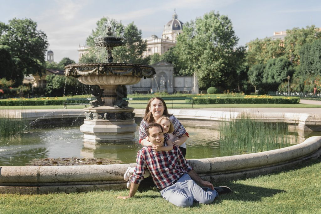 Vienna, Book, and Travel - cultural family travel blog
