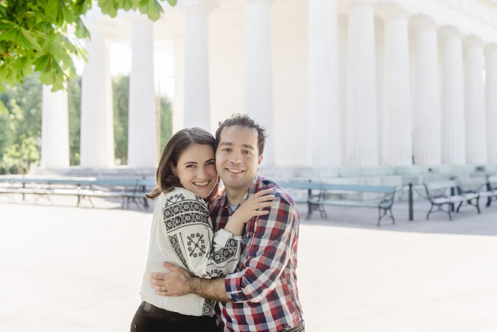 Vienna, Book, and Travel was born out of Anca's and Sinan's passion for traveling as a couple